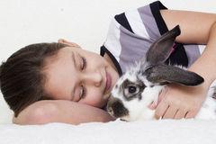 conigli e bambini 2